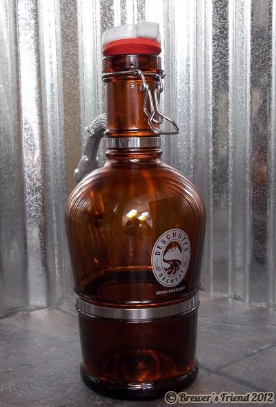 home brew growler