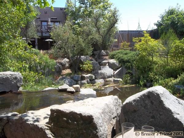 stone brewing garden