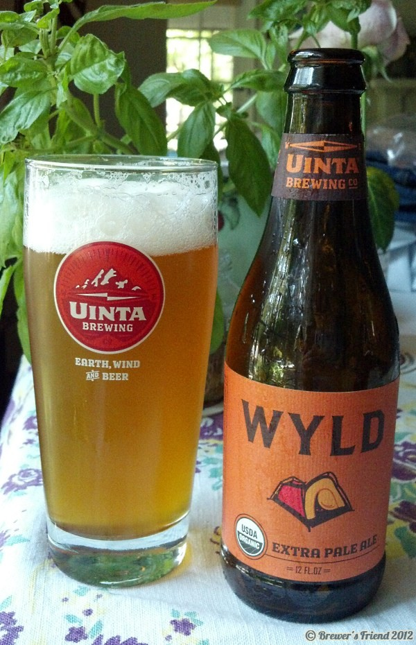 Uinta Wyld Pale Ale