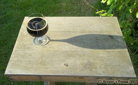 cascadian dark ale beer