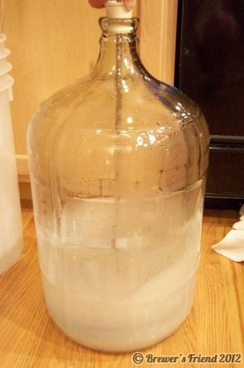 carboy cleaner