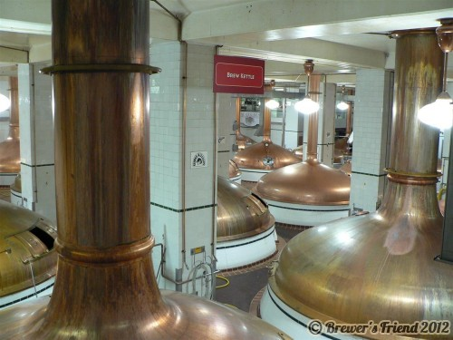 coors brewery kettles