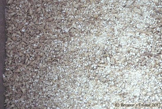 non-conditioned malt for brewing