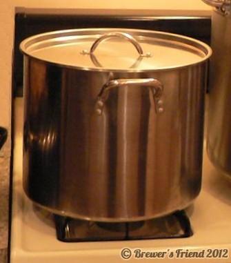 basic 20 quart brew kettle