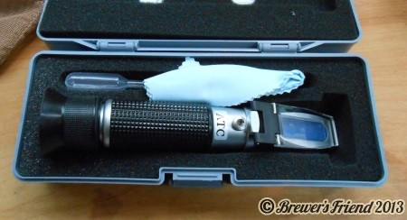 Refractometer Home Brewing