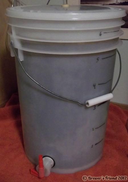 full fermentor